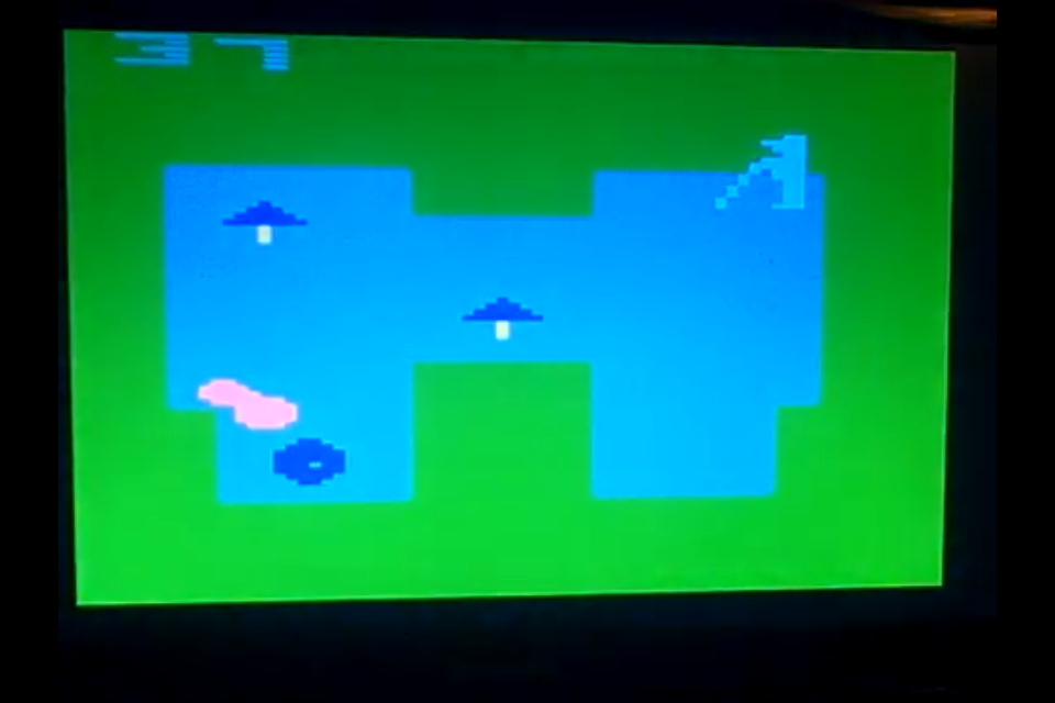 zerooskul: Golf  (Atari 2600 Emulated Novice/B Mode) 37 points on 2020-06-27 19:27:11
