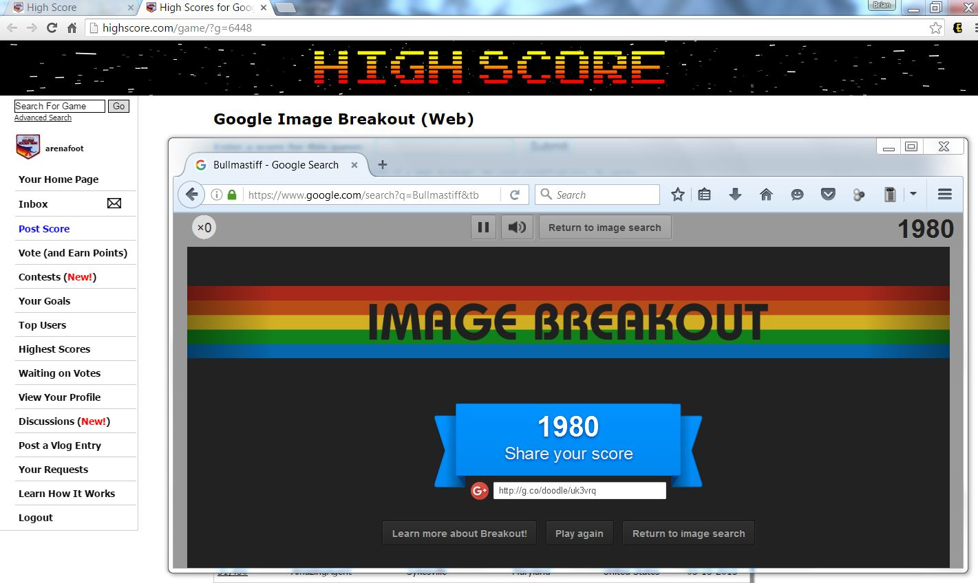 arenafoot: Google Image Breakout (Web) 1,980 points on 2016-06-14 23:12:46