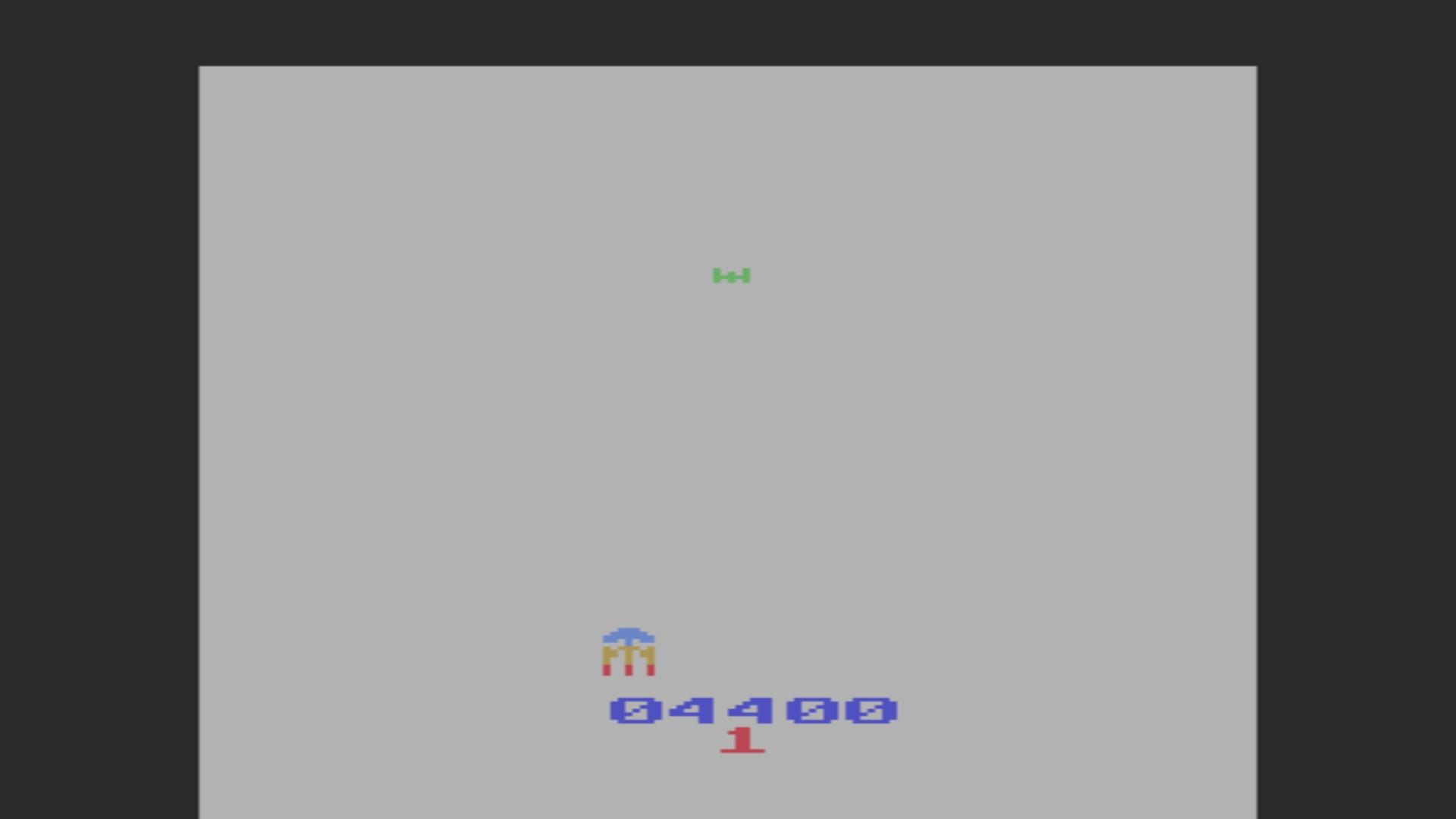 AkinNahtanoj: Gorf (Atari 2600 Emulated) 4,400 points on 2020-12-28 04:26:31