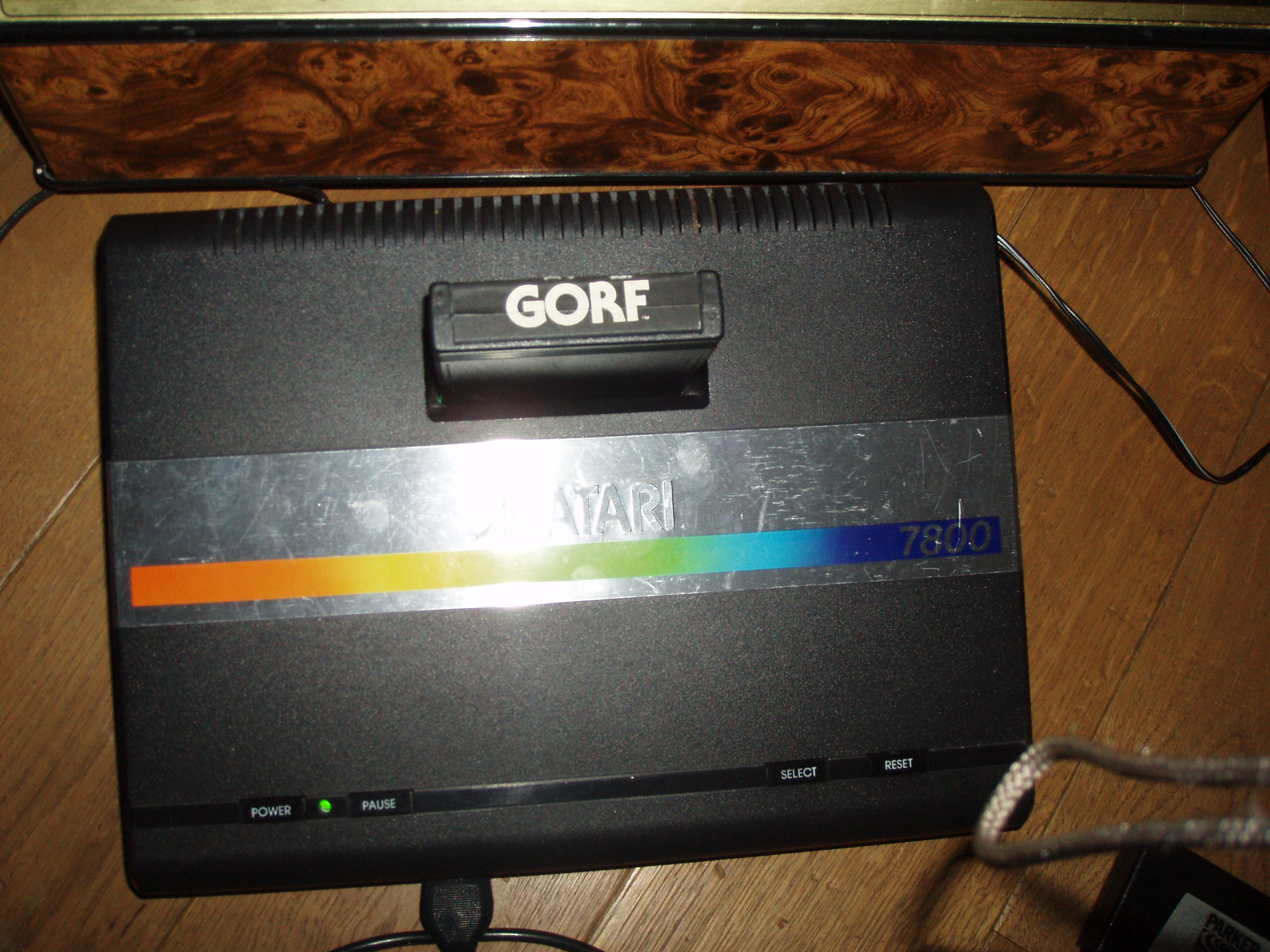 atari2600forever: Gorf (Atari 2600) 15,900 points on 2017-05-09 05:59:44