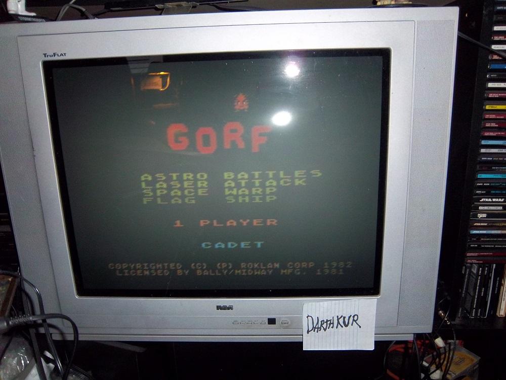 Gorf 23,780 points