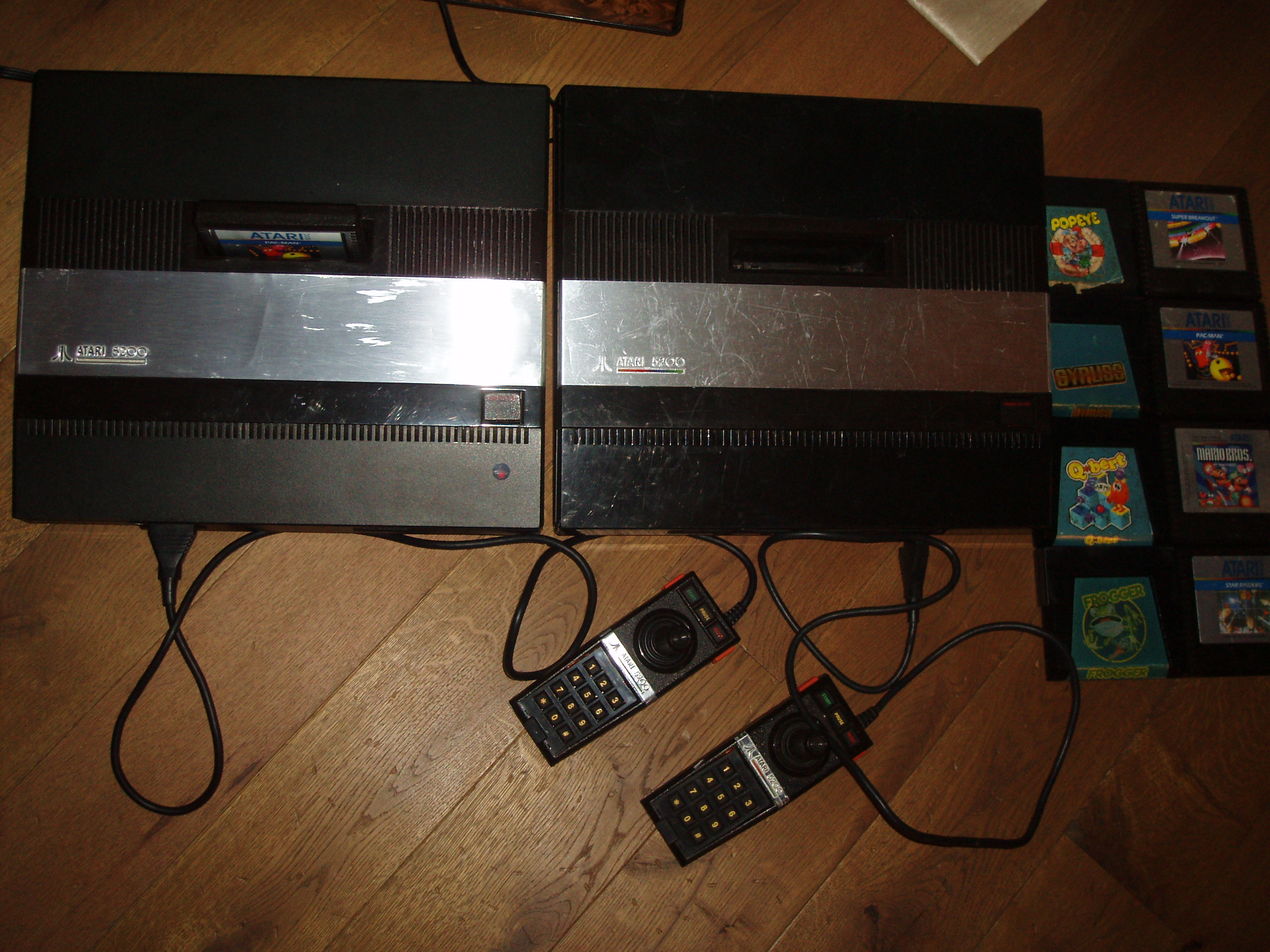 atari2600forever: Gorf (Atari 5200) 2,610 points on 2018-01-05 03:46:16