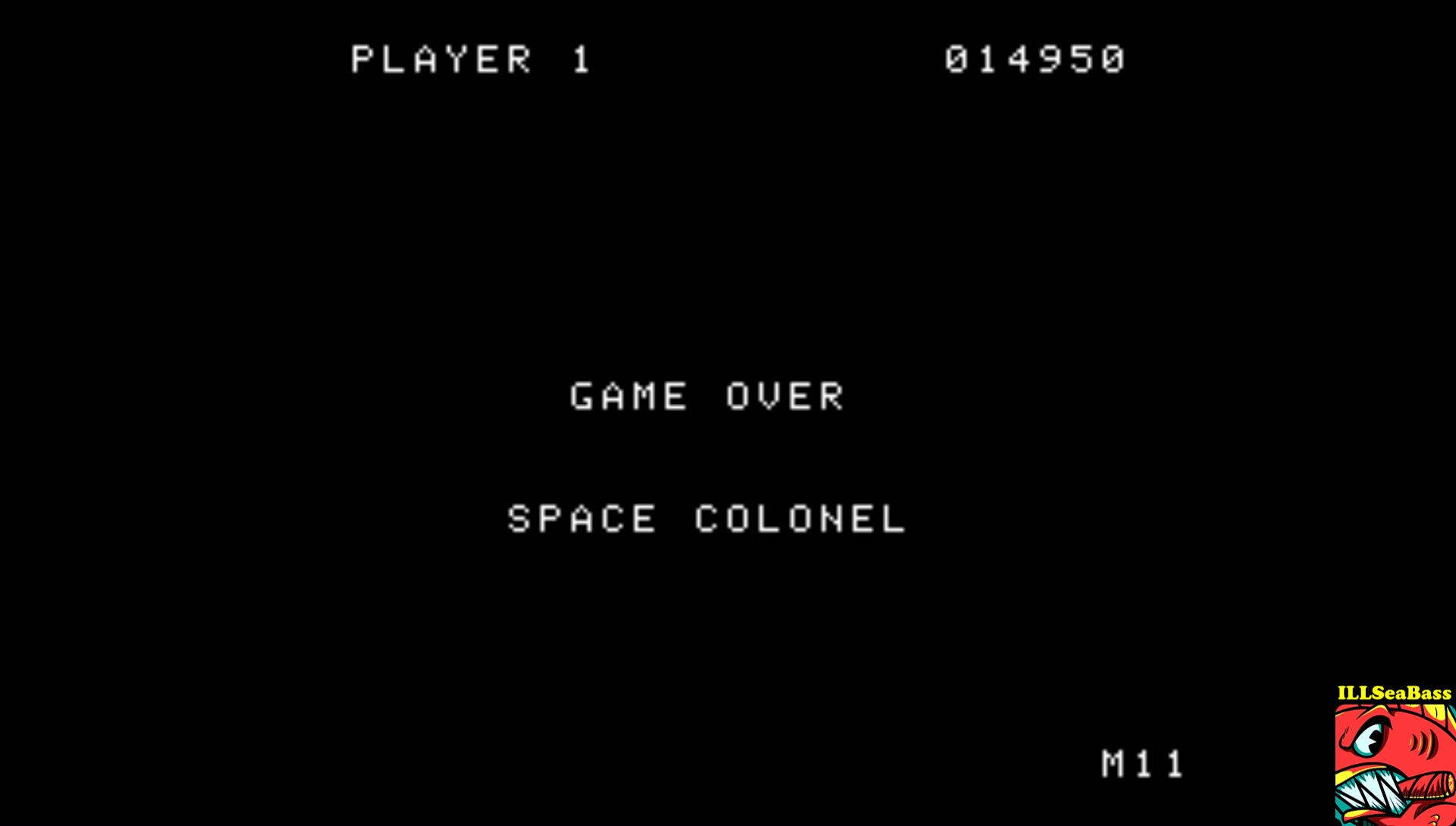 ILLSeaBass: Gorf (Colecovision Emulated) 14,950 points on 2017-07-16 00:05:58