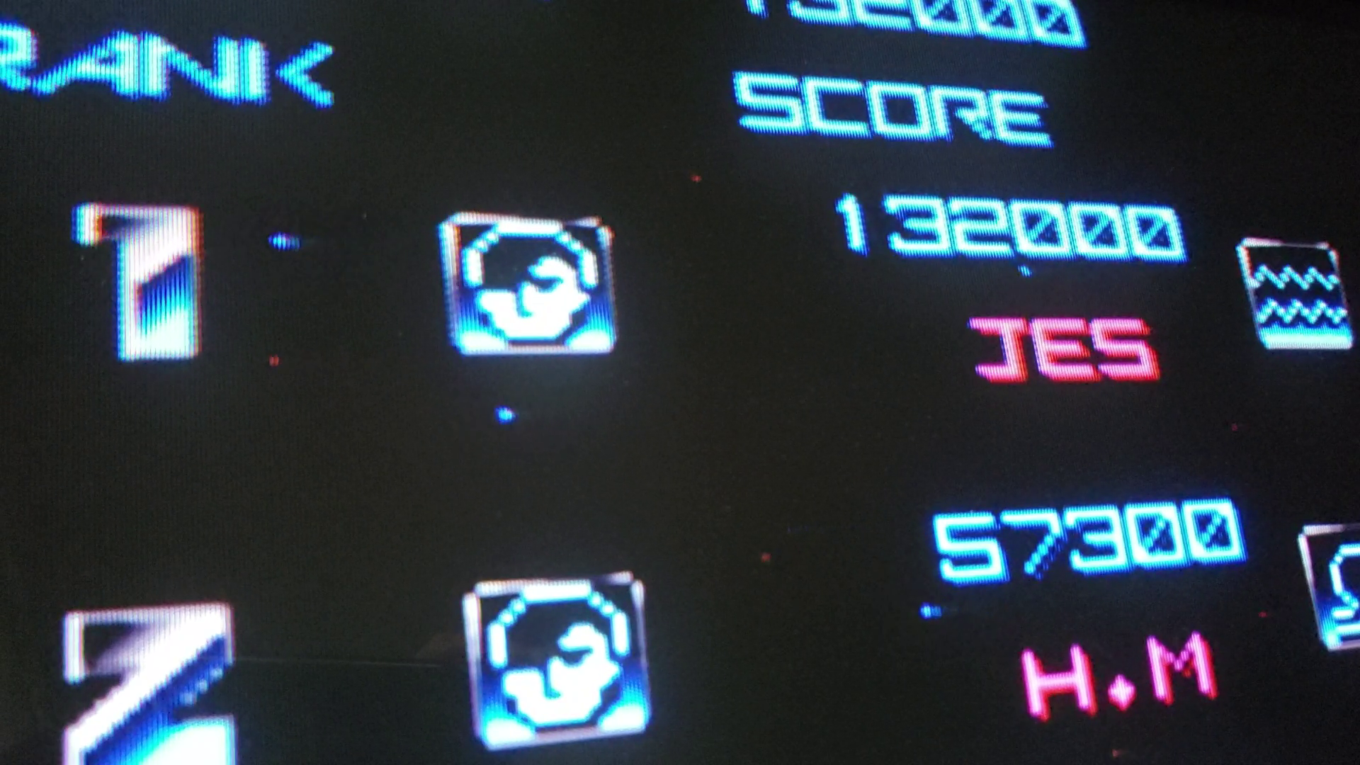 JES: Gradius (Arcade Emulated / M.A.M.E.) 132,000 points on 2020-02-02 18:43:13