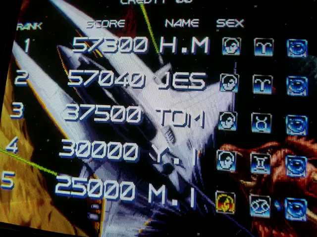 JES: Gradius III [gradius3] (Arcade Emulated / M.A.M.E.) 57,040 points on 2018-10-08 12:29:59