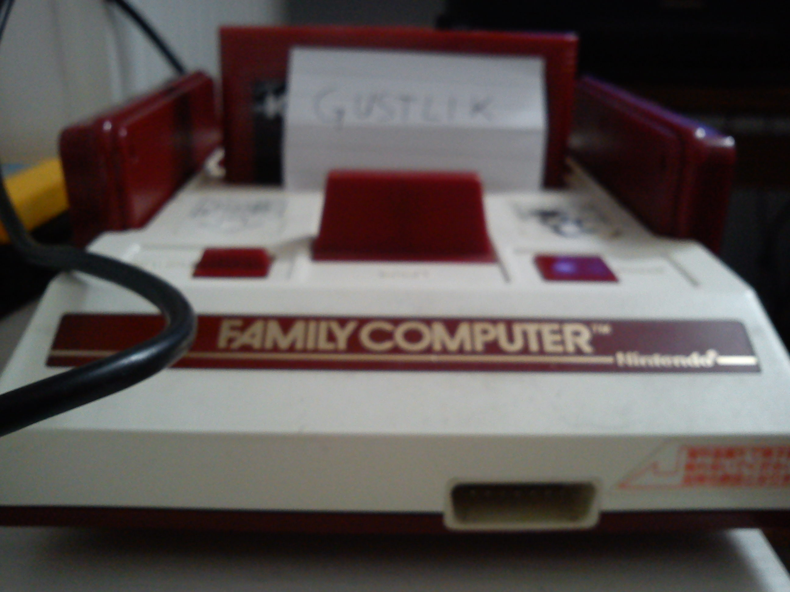 Gustlik: Gradius (NES/Famicom) 510,900 points on 2017-10-10 07:21:34