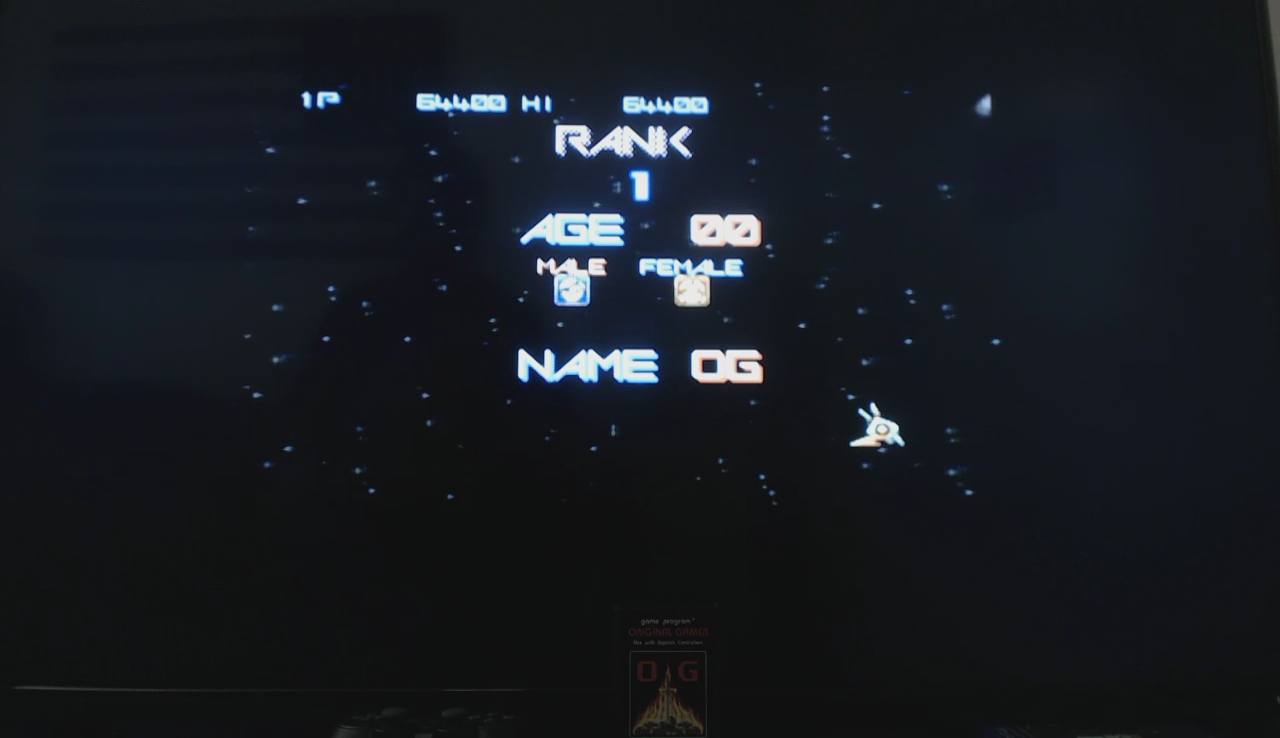 OriginalGamer: Gradius Portable [aka Gradius Collection]: Gradius II (PSP) 64,400 points on 2018-01-30 23:34:39