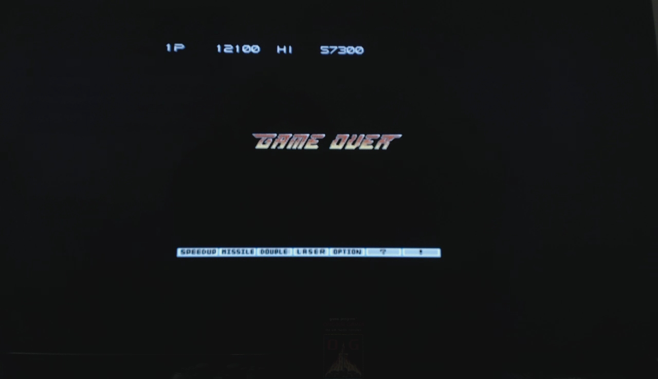 OriginalGamer: Gradius Portable [aka Gradius Collection]: Gradius III (PSP) 12,100 points on 2018-01-30 23:36:16
