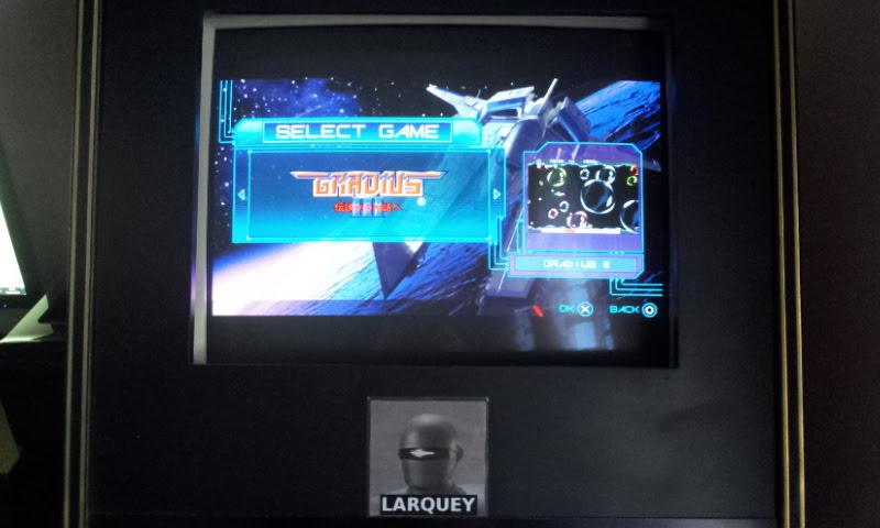 Larquey: Gradius Portable [aka Gradius Collection]: Gradius III (PSP Emulated) 17,600 points on 2018-04-03 14:36:19