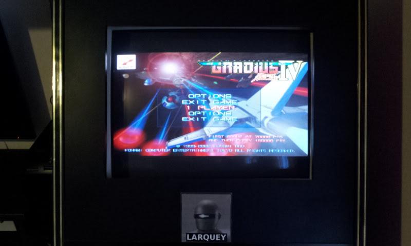 Larquey: Gradius Portable [aka Gradius Collection]: Gradius IV (PSP Emulated) 47,000 points on 2018-04-06 12:20:10