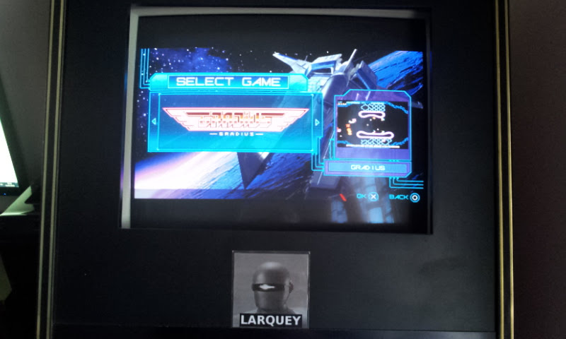 Larquey: Gradius Portable [aka Gradius Collection]: Gradius (PSP Emulated) 138,000 points on 2018-04-03 14:12:48