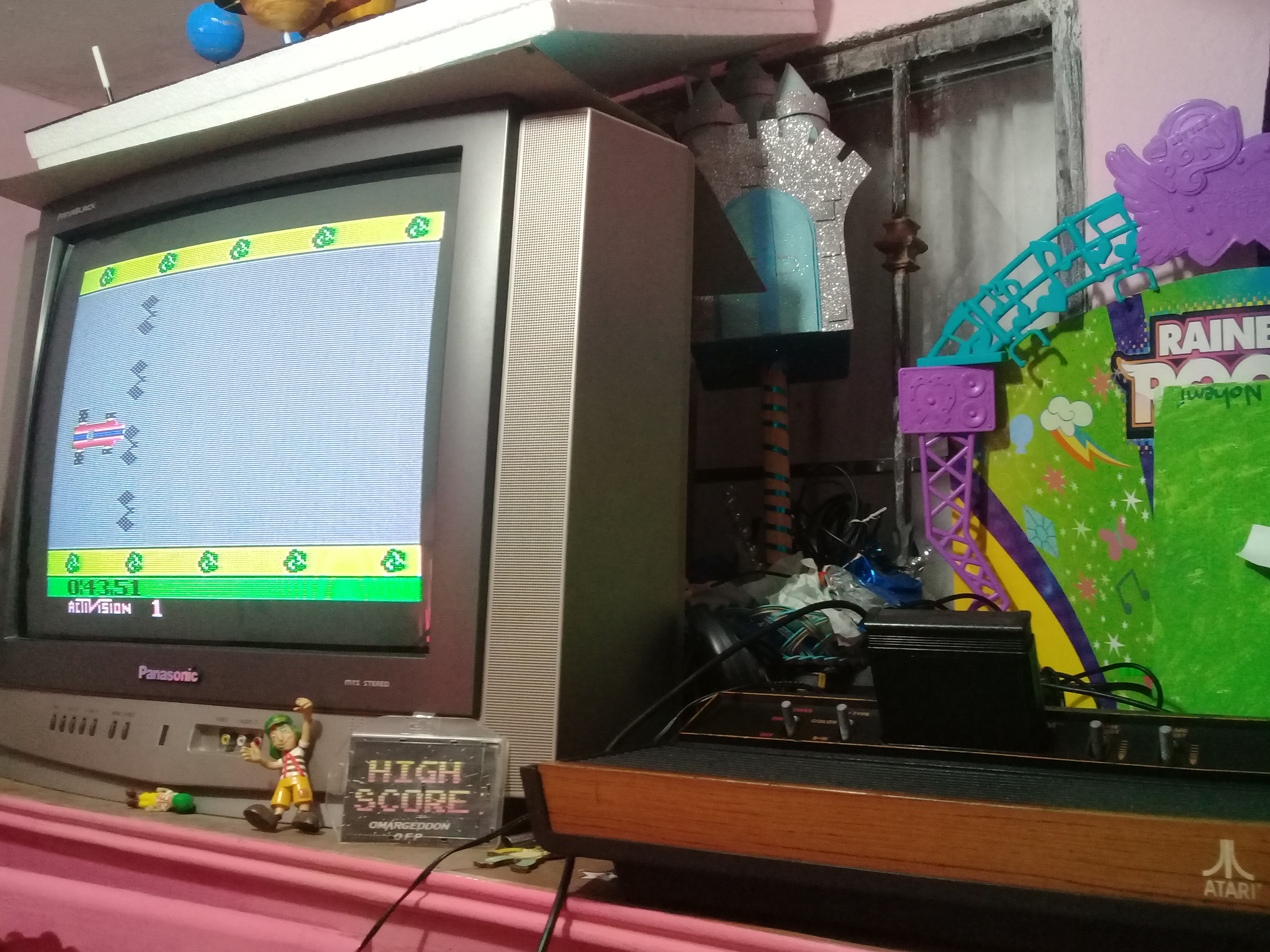 omargeddon: Grand Prix: Game 1 (Atari 2600 Expert/A) 0:00:43.51 points on 2019-01-08 16:20:28