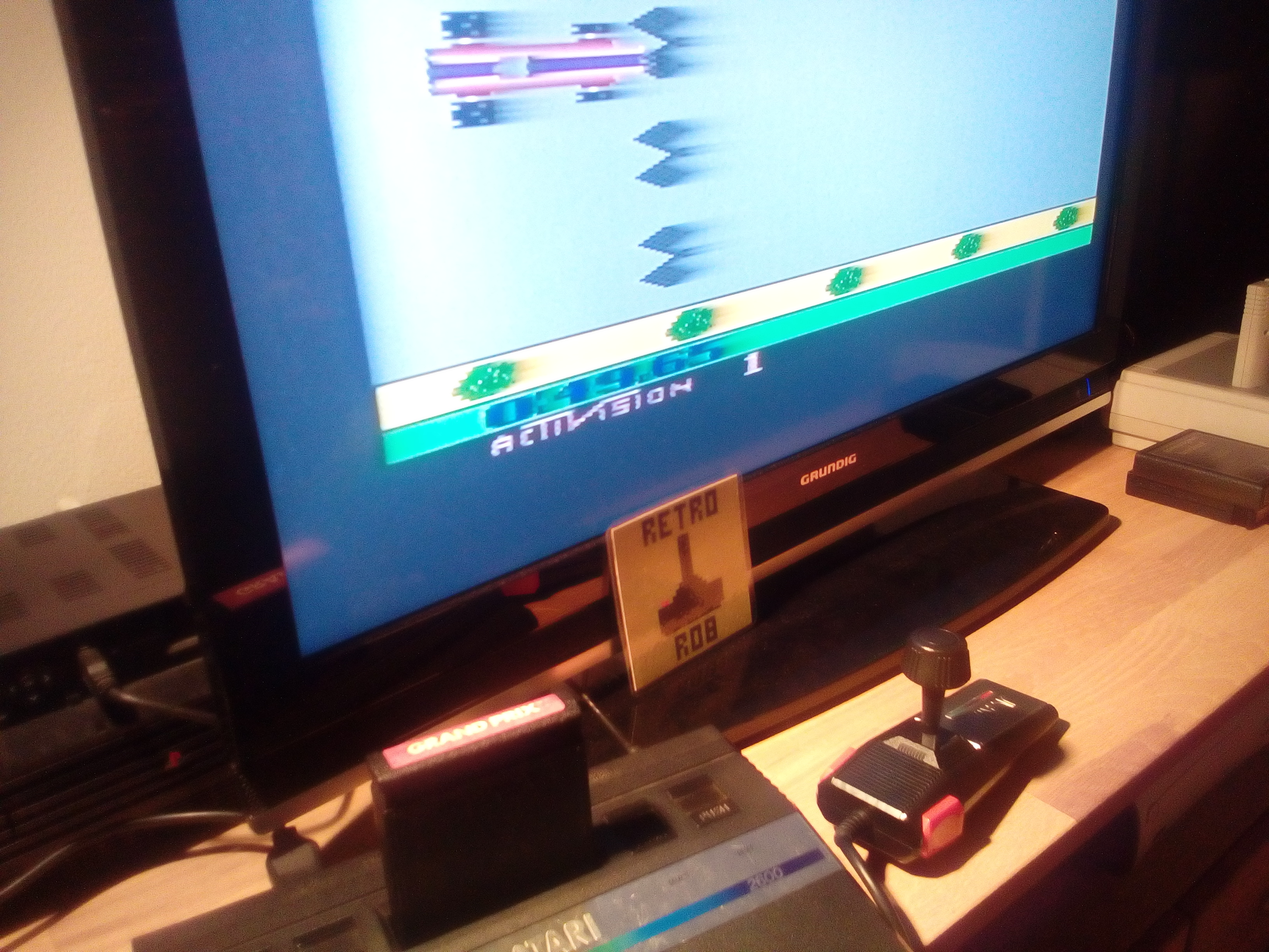 Grand Prix: Game 1 time of 0:00:49.65