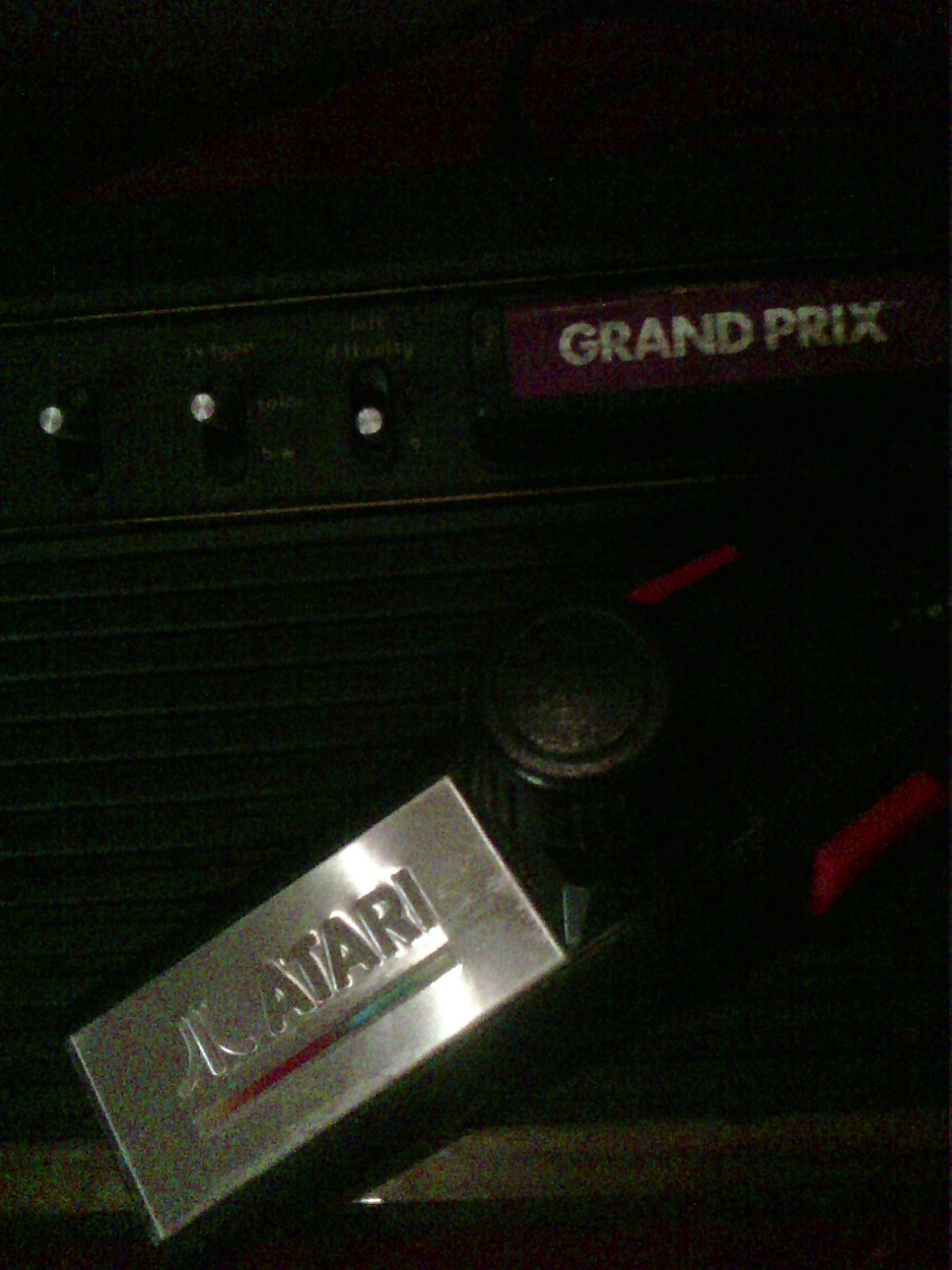 Grand Prix: Game 1 time of 0:38:20