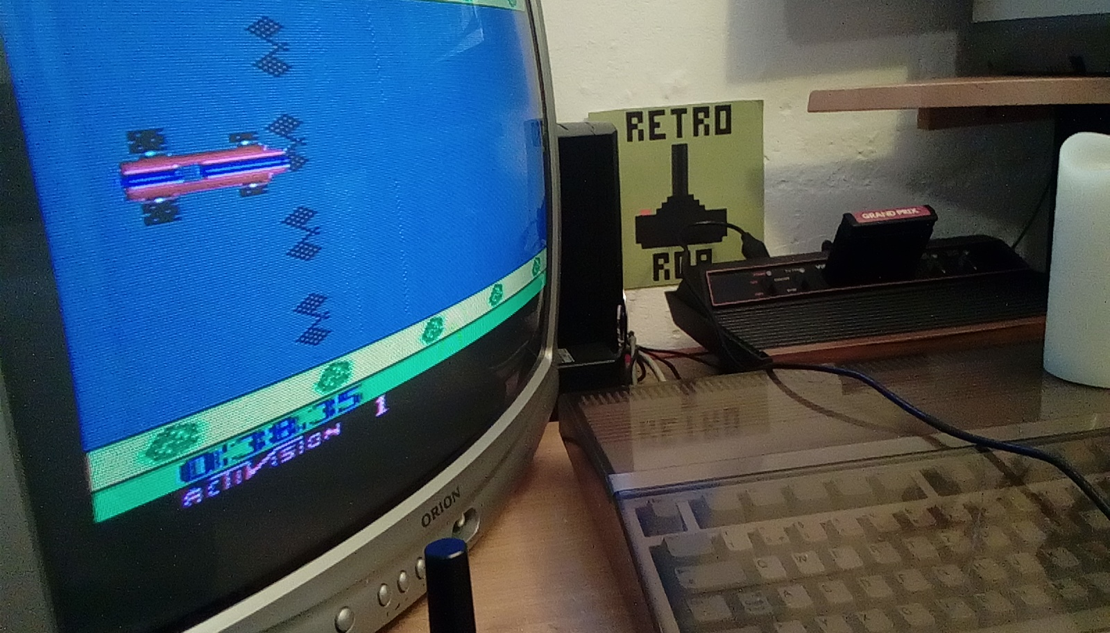RetroRob: Grand Prix: Game 1 (Atari 2600 Novice/B) 0:00:38.35 points on 2019-02-24 05:22:22
