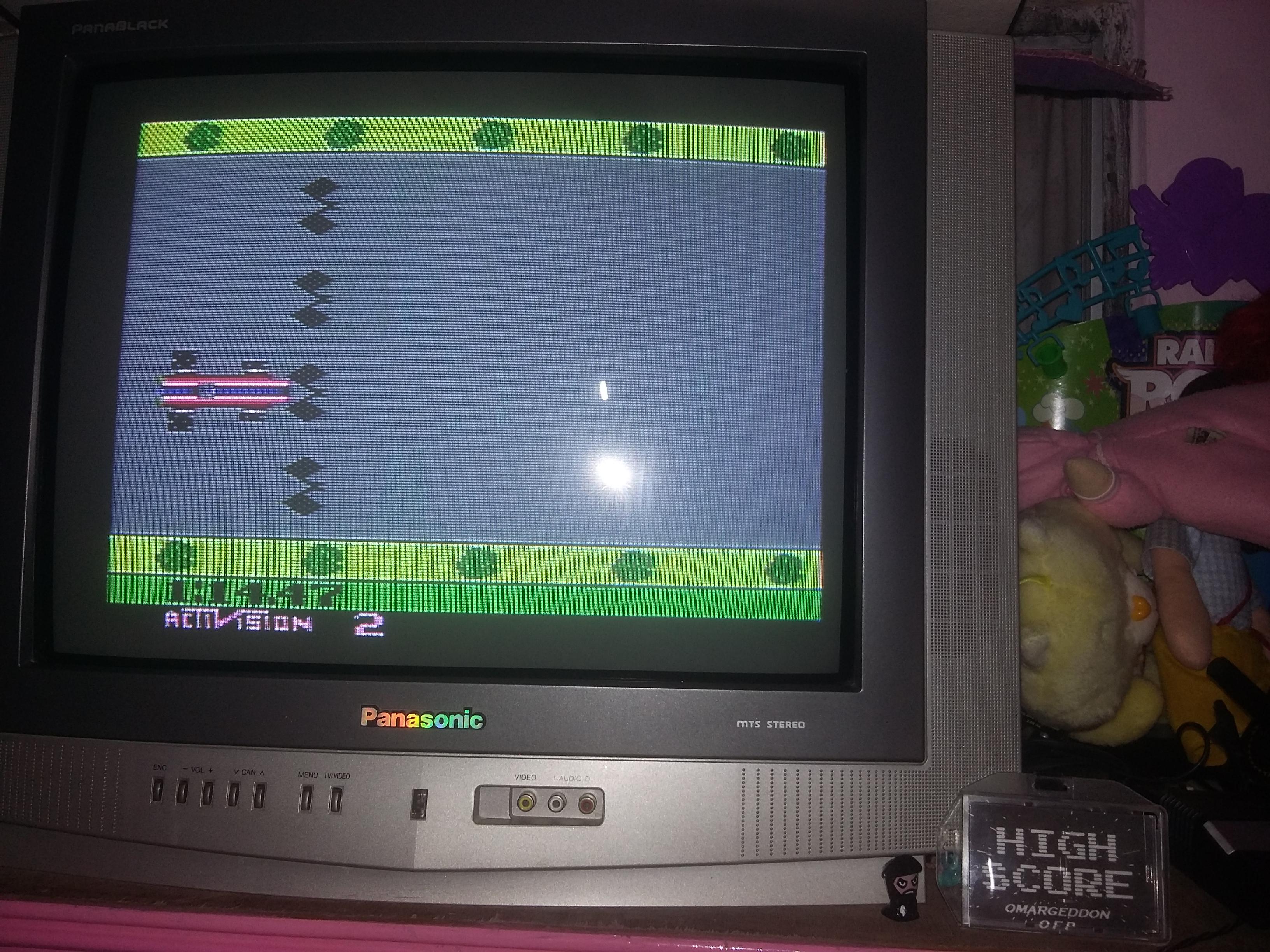 omargeddon: Grand Prix: Game 2 (Atari 2600 Novice/B) 0:01:14.47 points on 2016-12-19 22:14:00