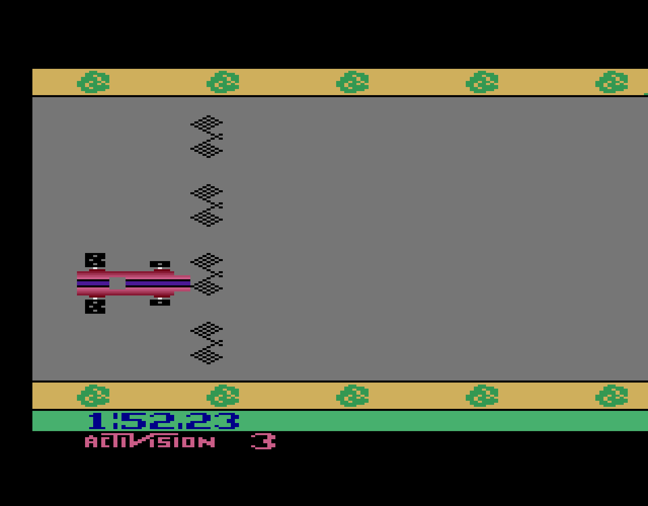TheTrickster: Grand Prix: Game 3 (Atari 2600 Emulated Novice/B Mode) 0:01:52.23 points on 2016-08-17 07:51:48