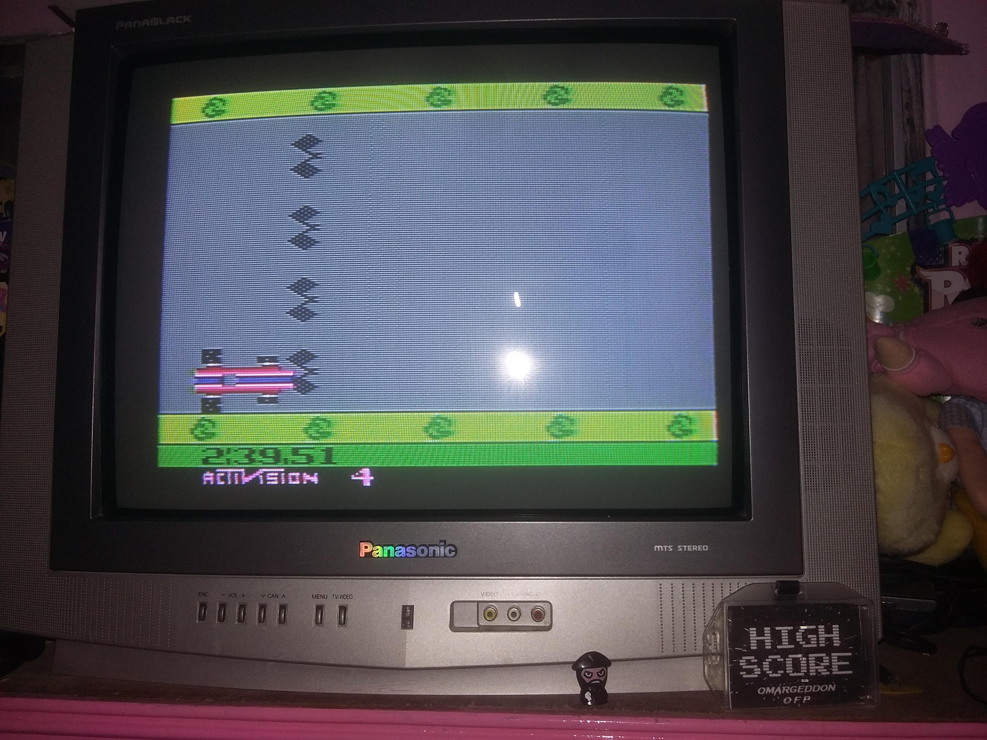omargeddon: Grand Prix: Game 4 (Atari 2600 Novice/B) 0:02:39.51 points on 2016-12-20 00:58:39