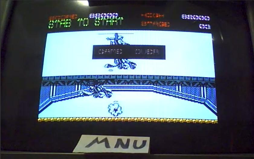 hughes10: Green Beret (ZX Spectrum) 82,000 points on 2020-06-13 19:58:11