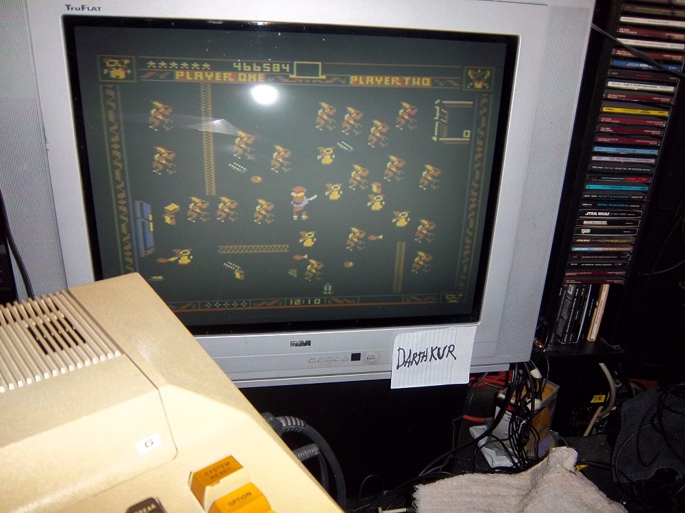 darthkur: Gremlins (Atari 400/800/XL/XE) 466,584 points on 2016-04-16 11:19:42