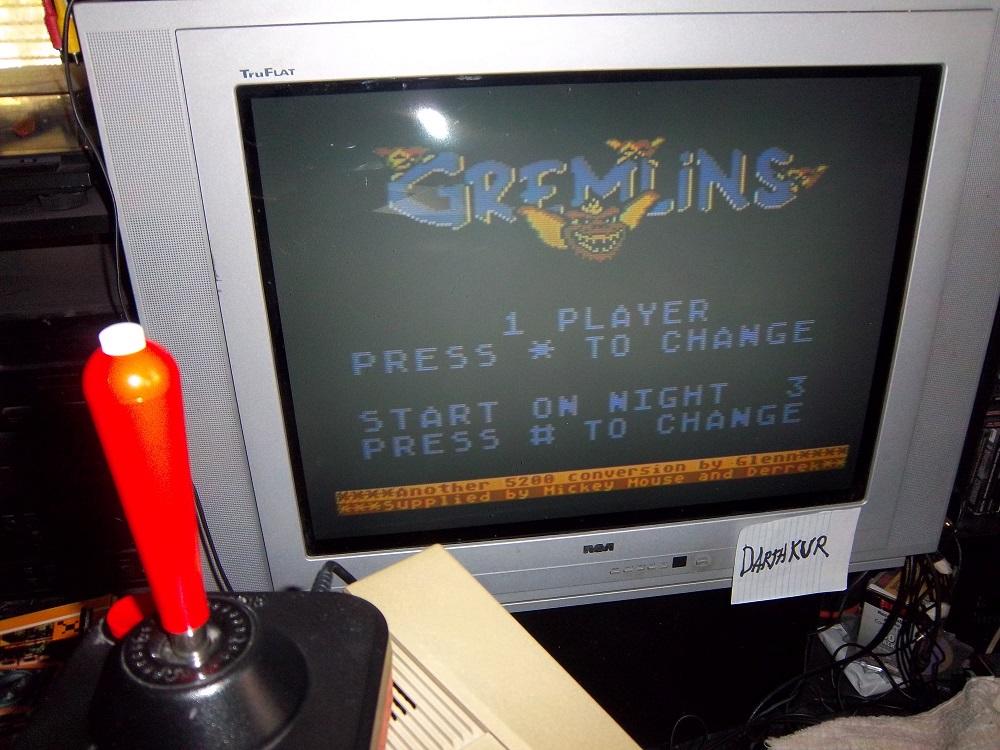 Gremlins 466,584 points