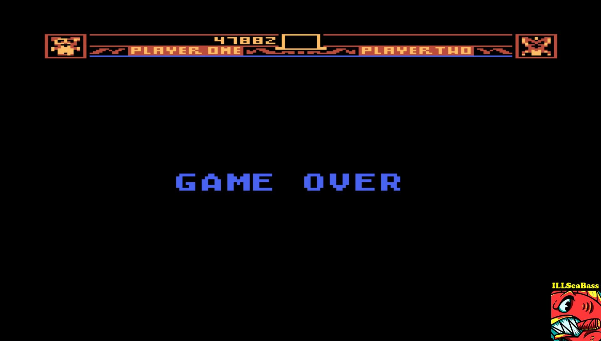 ILLSeaBass: Gremlins (Atari 400/800/XL/XE Emulated) 47,882 points on 2017-03-11 03:06:01
