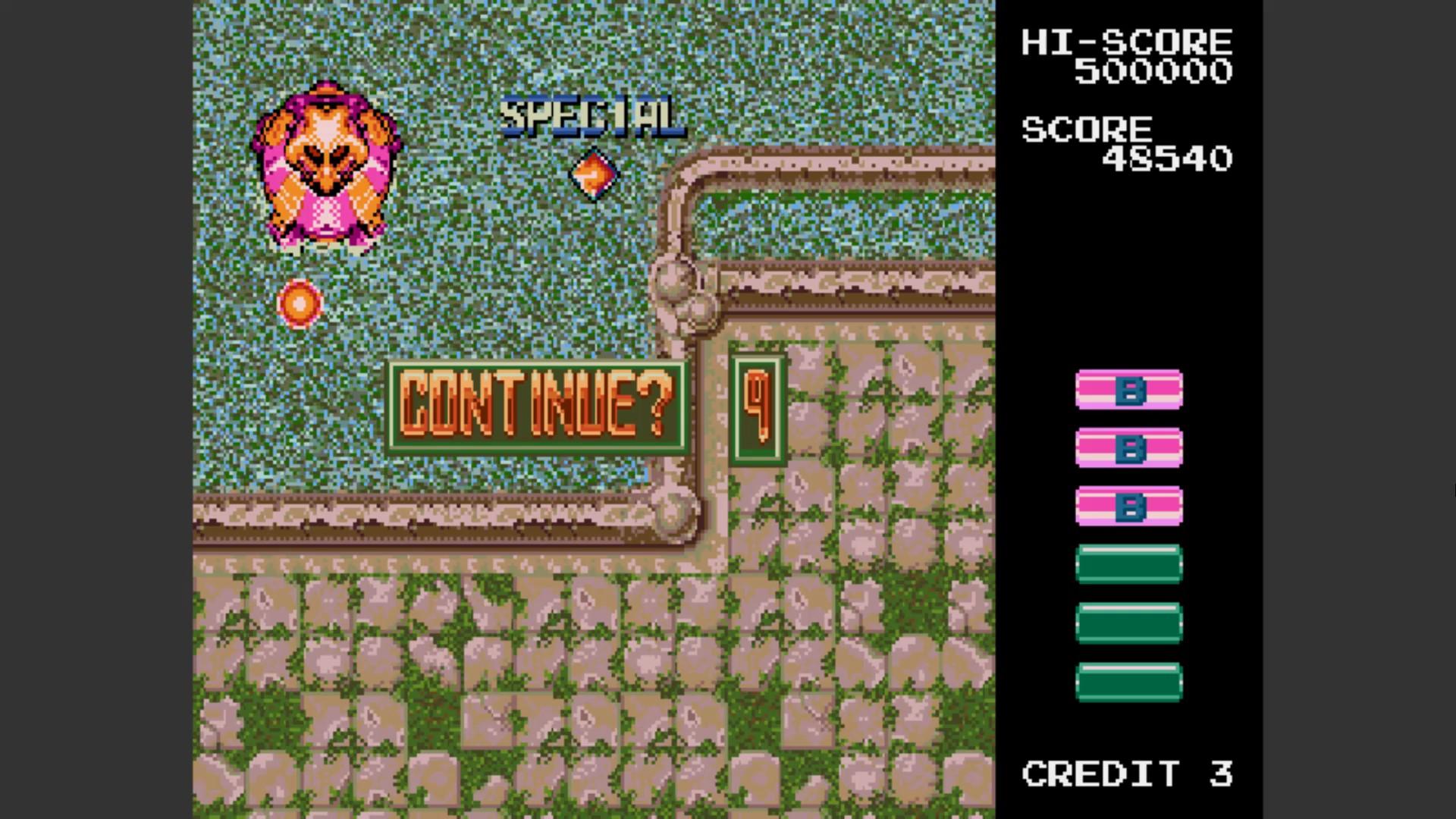 AkinNahtanoj: Grind Stormer [Hard] (Sega Genesis / MegaDrive Emulated) 48,540 points on 2020-10-31 04:22:29