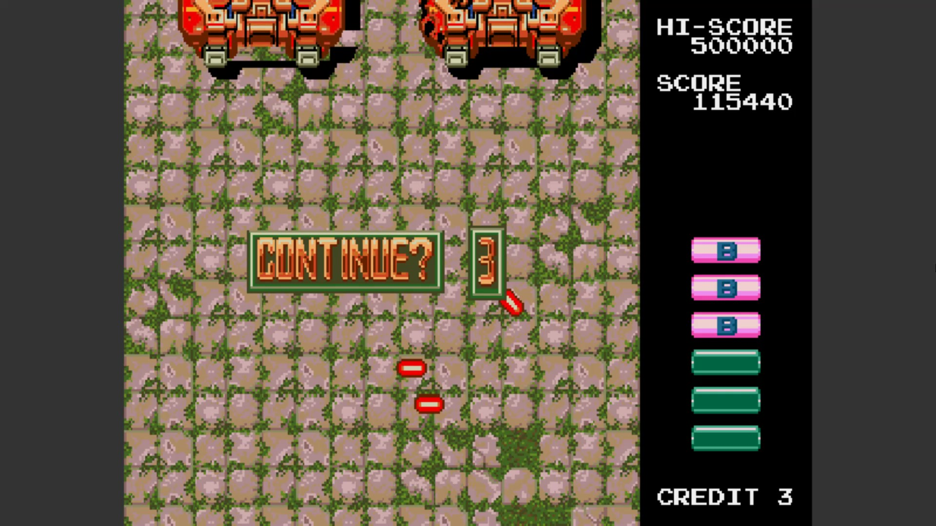 AkinNahtanoj: Grind Stormer [Moderate] (Sega Genesis / MegaDrive Emulated) 115,440 points on 2020-10-31 04:33:27