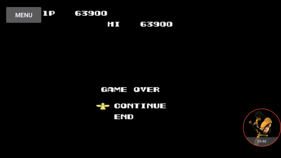 omargeddon: Gryzor [1 Life] (NES/Famicom Emulated) 63,900 points on 2017-11-20 20:51:30