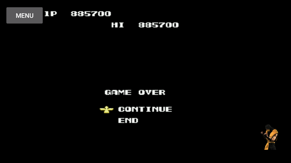 omargeddon: Gryzor (NES/Famicom Emulated) 885,600 points on 2017-11-20 20:49:26