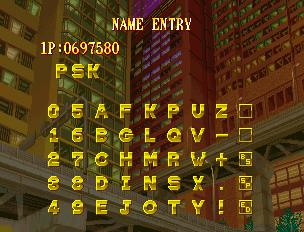PiotrPolska: Guardians / Denjin Makai II [grdians] (Arcade Emulated / M.A.M.E.) 697,580 points on 2018-09-01 22:39:55