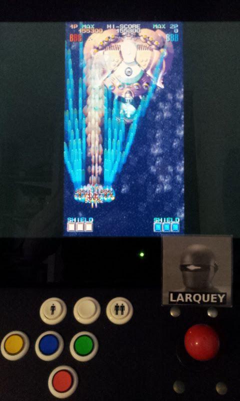 Larquey: GunNail (Jamma Pandora