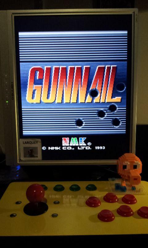 GunNail [gunnail] 117,300 points