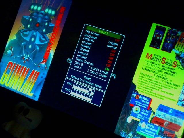 GTibel: GunNail [gunnail] (Arcade Emulated / M.A.M.E.) 193,100 points on 2018-12-08 10:28:00