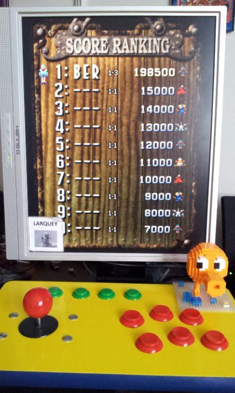 Gunbird 2 198,500 points