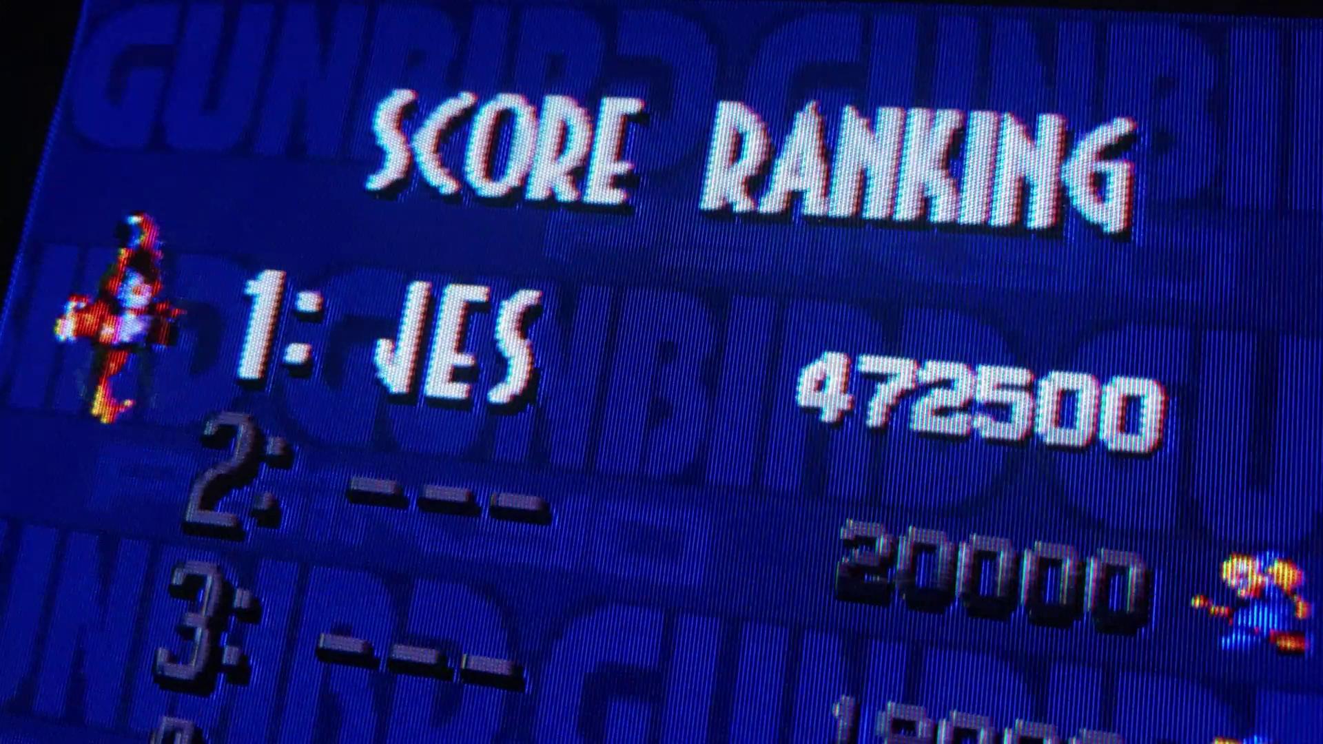 Gunbird [gunbird] 472,500 points
