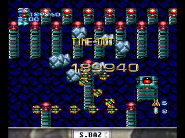S.BAZ: Gunhed Taikai [2 minutes] (TurboGrafx-16/PC Engine Emulated) 189,940 points on 2016-07-13 15:55:27