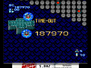 S.BAZ: Gunhed Taikai (TurboGrafx-16/PC Engine Emulated) 187,970 points on 2016-09-25 20:58:19