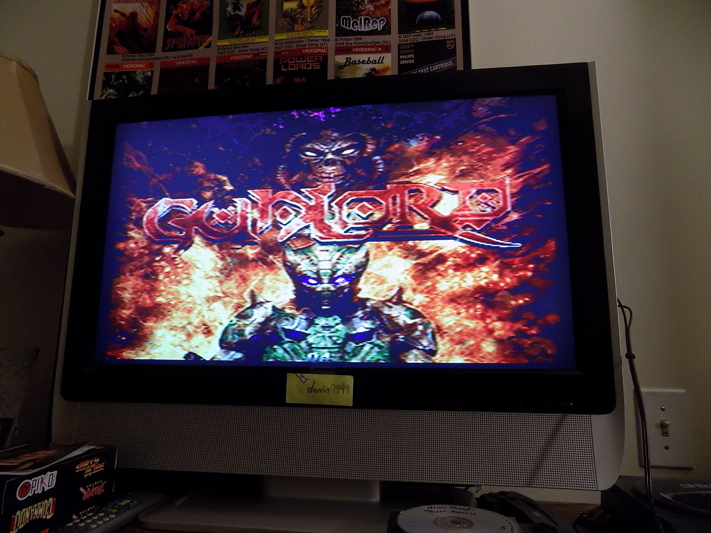 darrin9999: Gunlord (Neo Geo) 5,390 points on 2018-03-01 14:12:45
