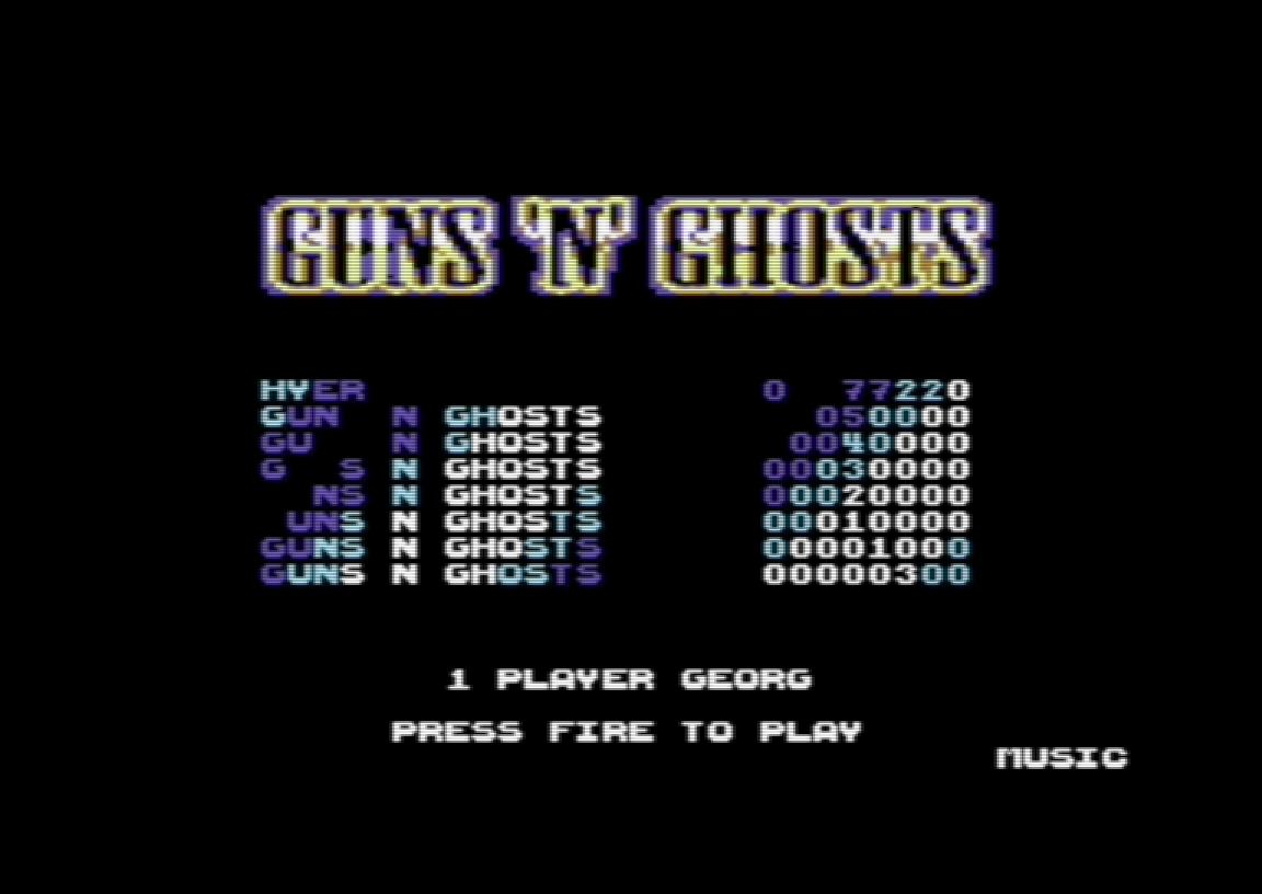 Hyeron: Guns