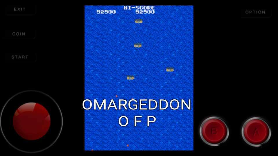 omargeddon: Gyrodine [gyrodine] (Arcade Emulated / M.A.M.E.) 92,900 points on 2016-11-13 23:46:20