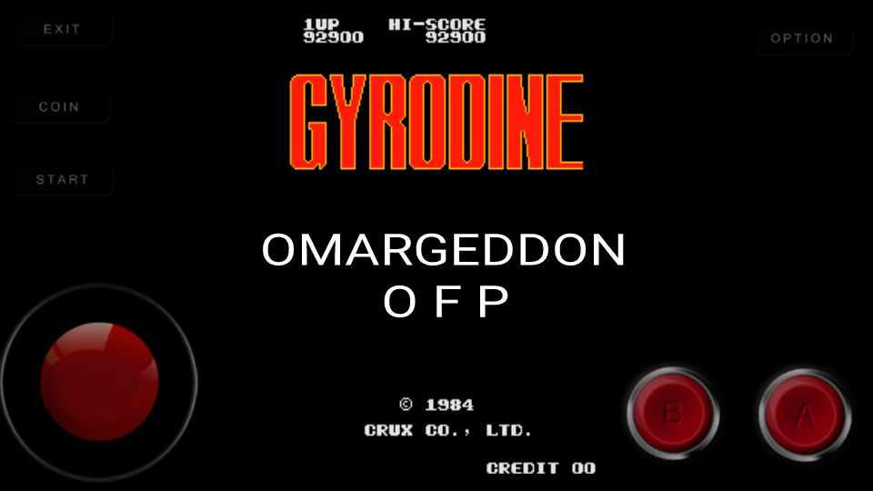 Gyrodine [gyrodine] 92,900 points