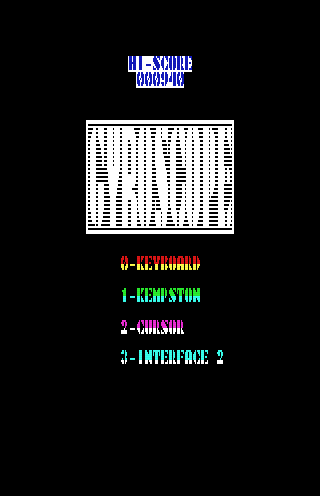 GAMES: Gyroscope (ZX Spectrum) 940 points on 2019-12-21 07:59:16