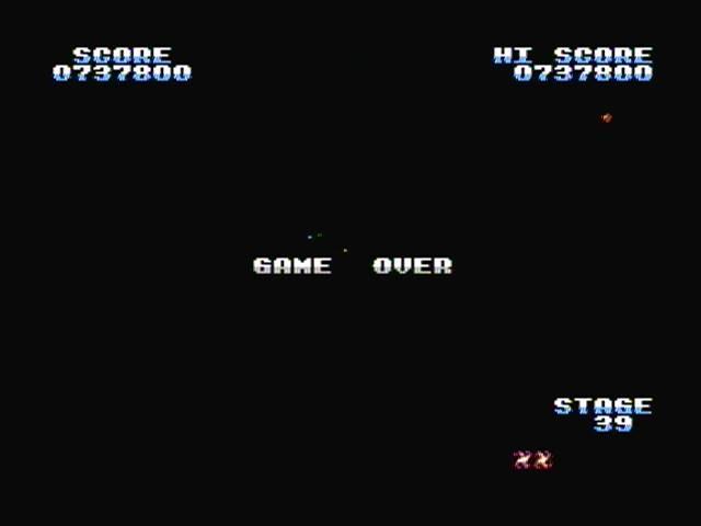 derek: Gyruss (NES/Famicom) 737,800 points on 2016-09-23 17:54:53
