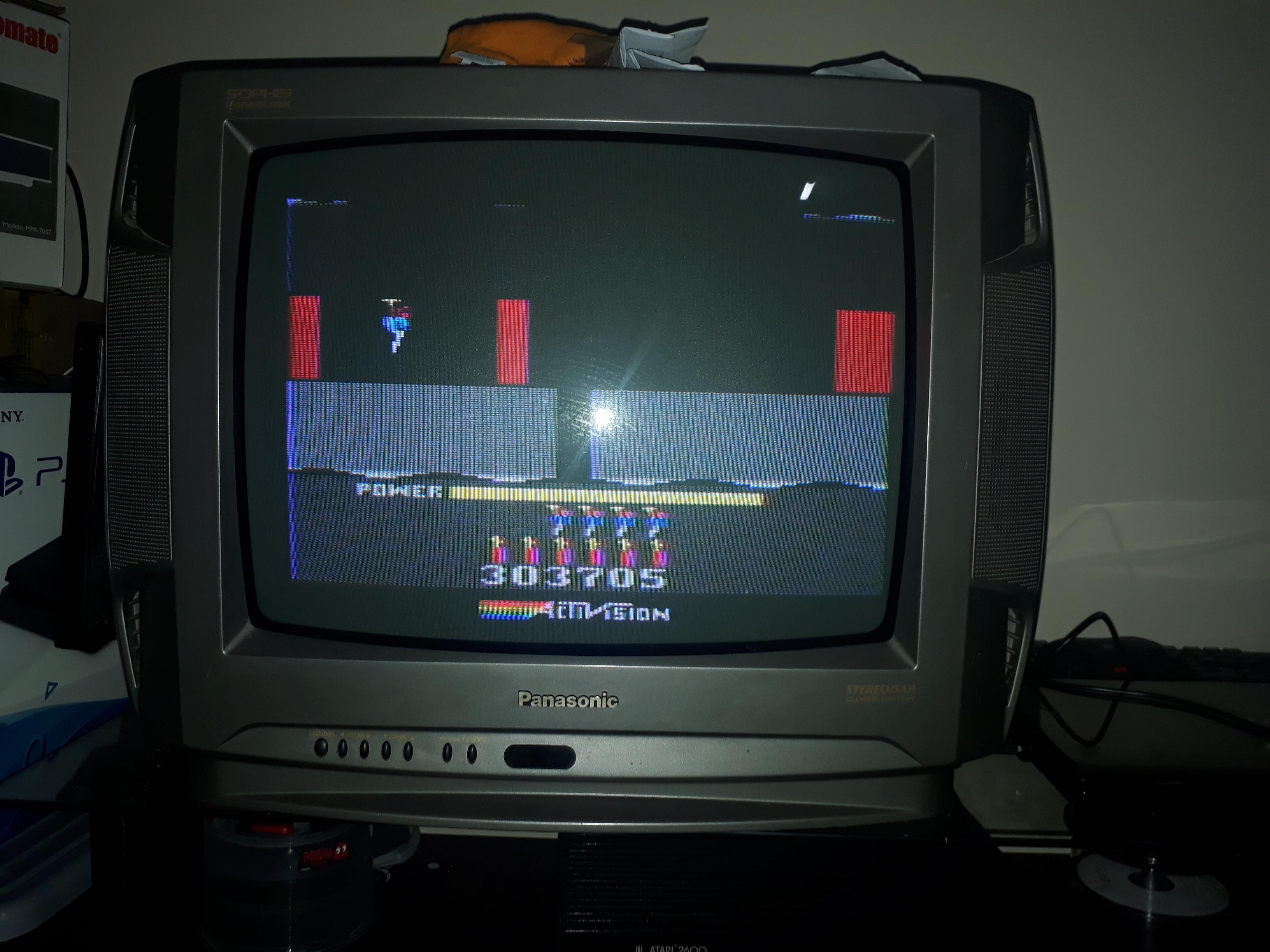 Evandro: H.E.R.O. (Atari 2600 Expert/A) 1,000,000 points on 2018-09-03 22:36:38