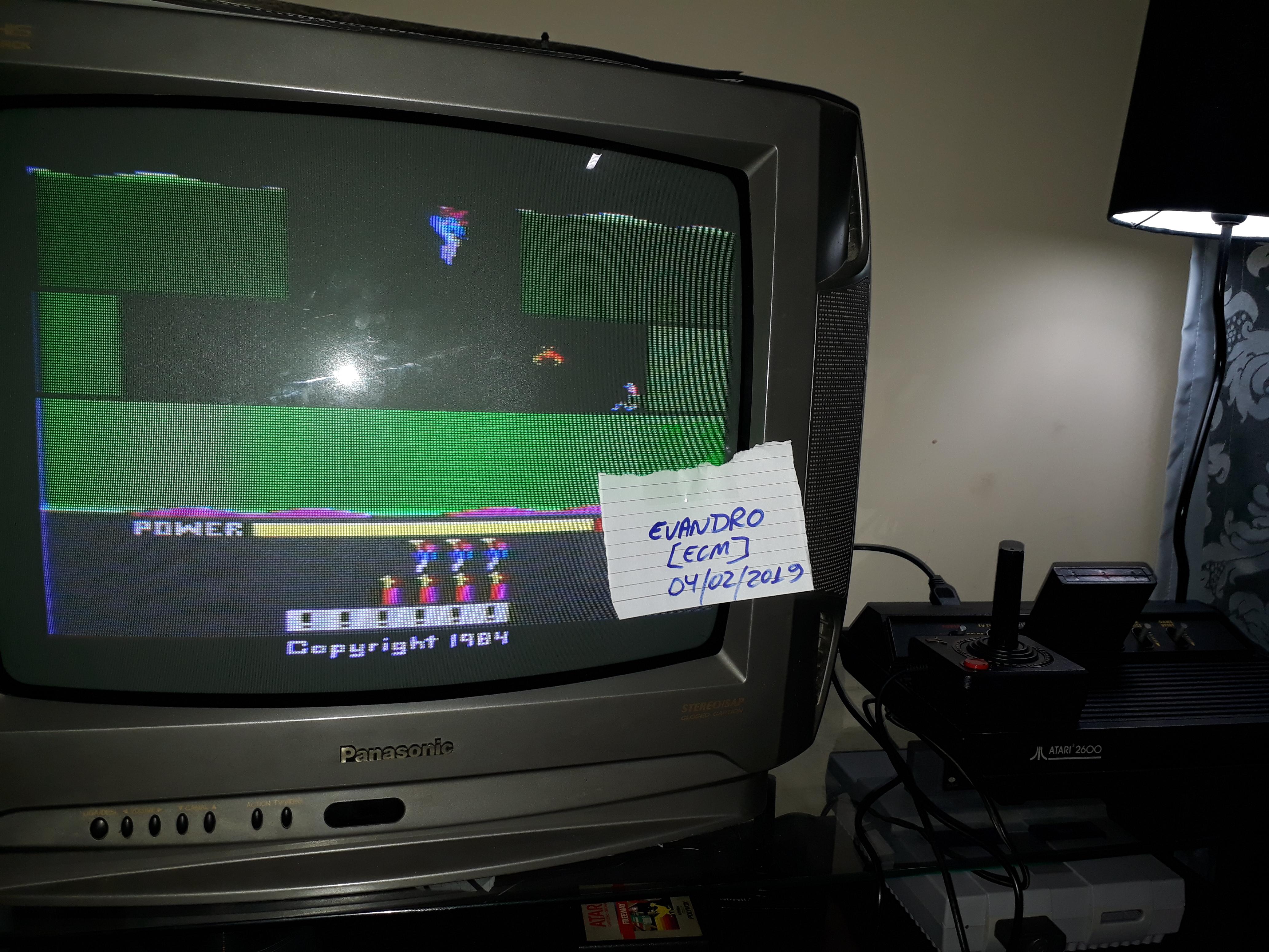 Evandro: H.E.R.O. (Atari 2600 Novice/B) 1,000,000 points on 2019-02-05 04:43:35