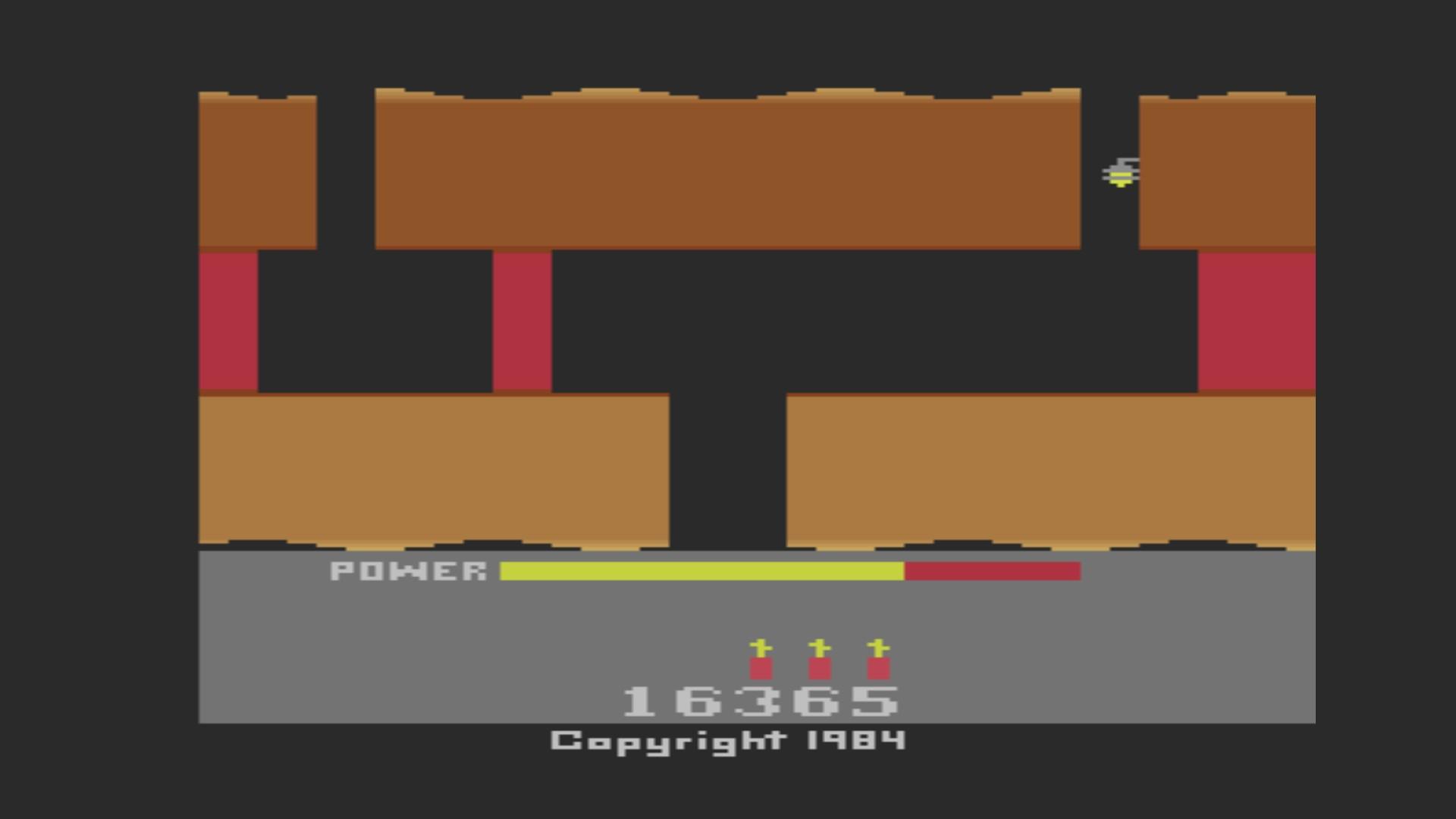 AkinNahtanoj: H.E.R.O. (Atari 2600 Novice/B) 16,365 points on 2020-08-26 03:01:37
