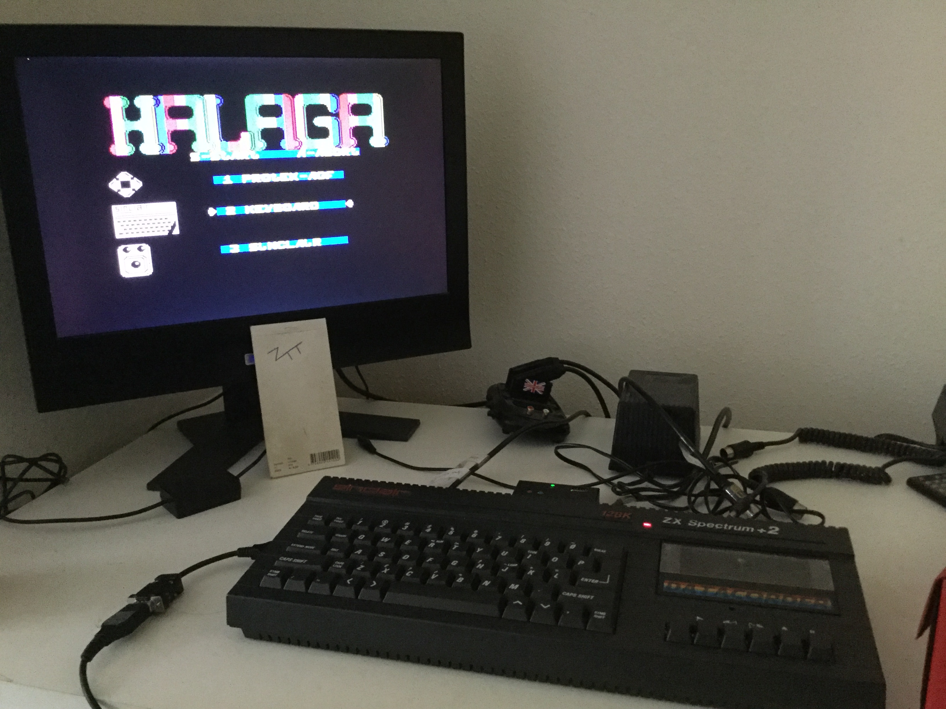 Frankie: Halaga (ZX Spectrum) 2,280 points on 2020-05-16 01:33:50