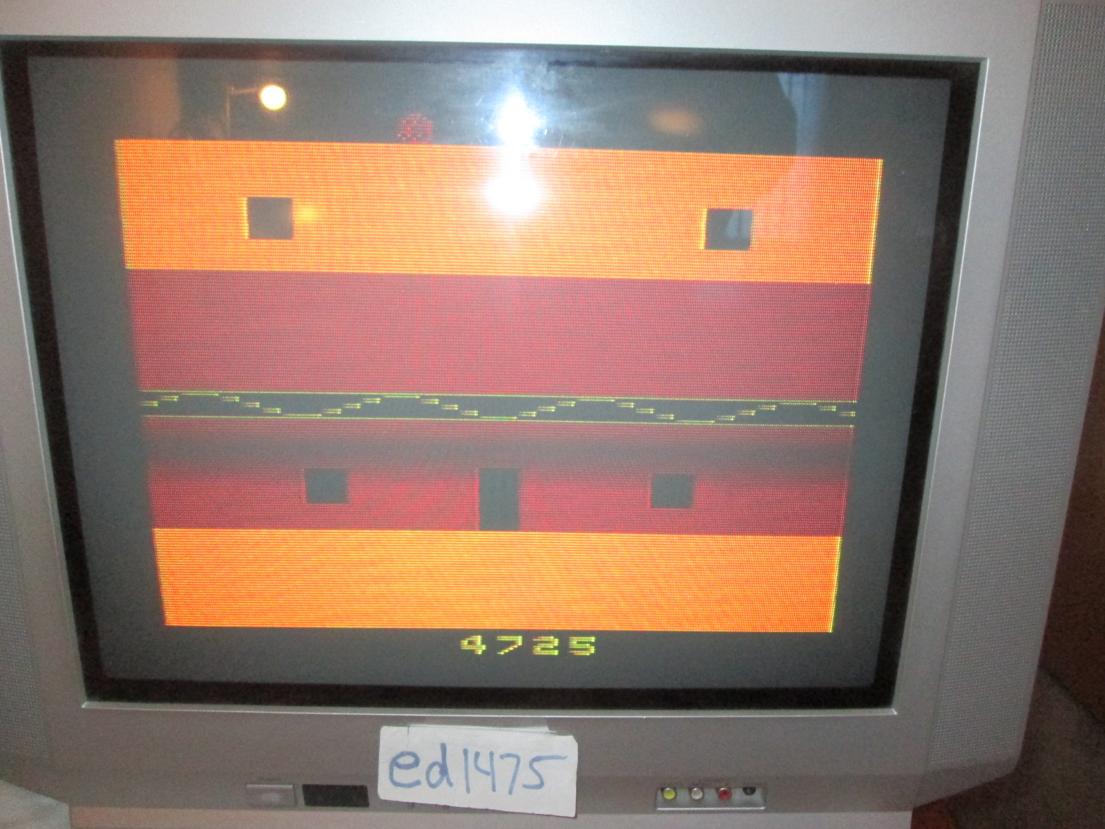 ed1475: Halloween (Atari 2600) 4,725 points on 2016-10-28 18:38:52