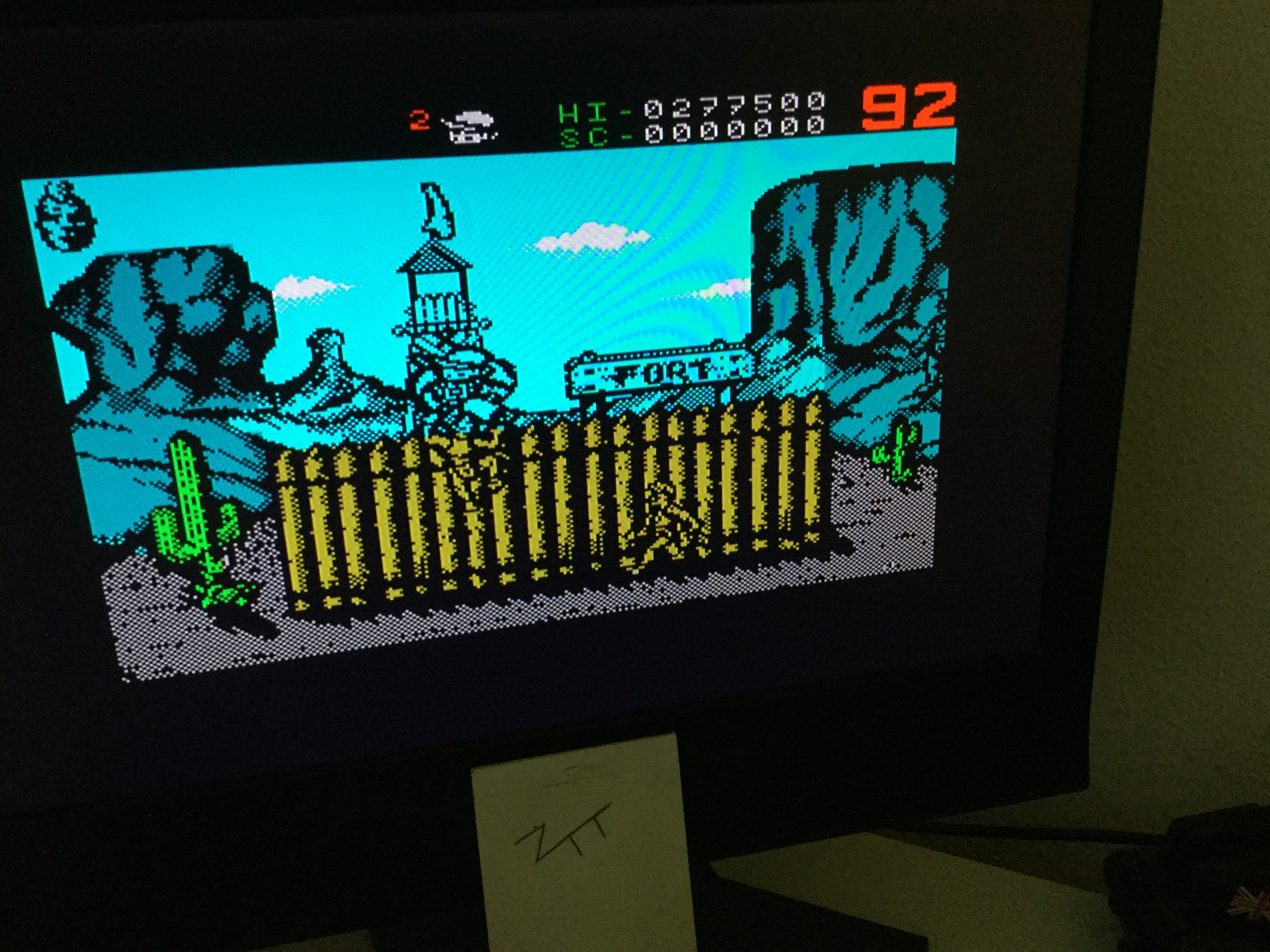 Frankie: Hammer Boy (ZX Spectrum) 277,500 points on 2020-05-17 02:36:44